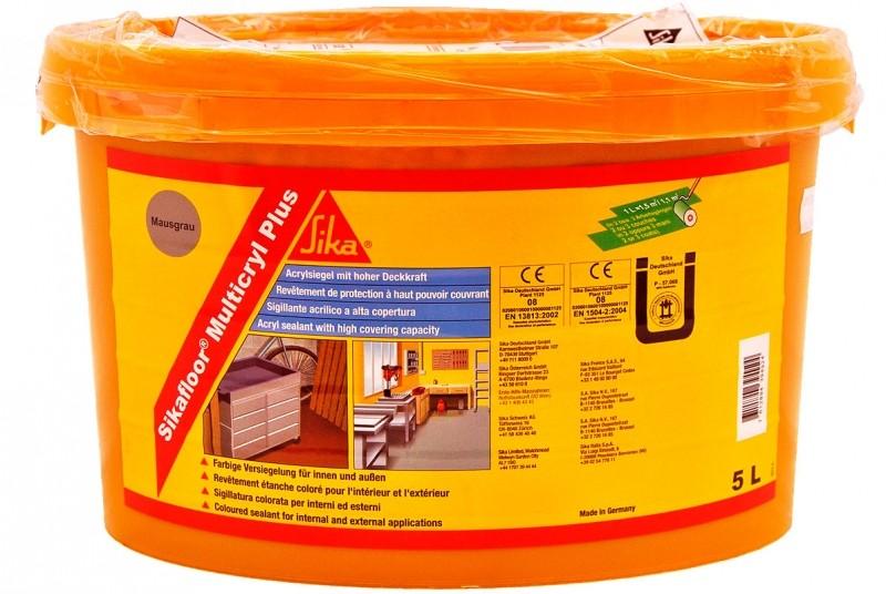 SikaFloor Multicryl Plus-mausgrau